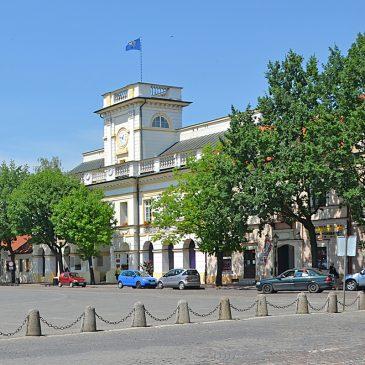 Konferencja kandydata na burmistrza Miasta Łowicza